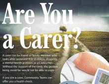 Carer Health Check image